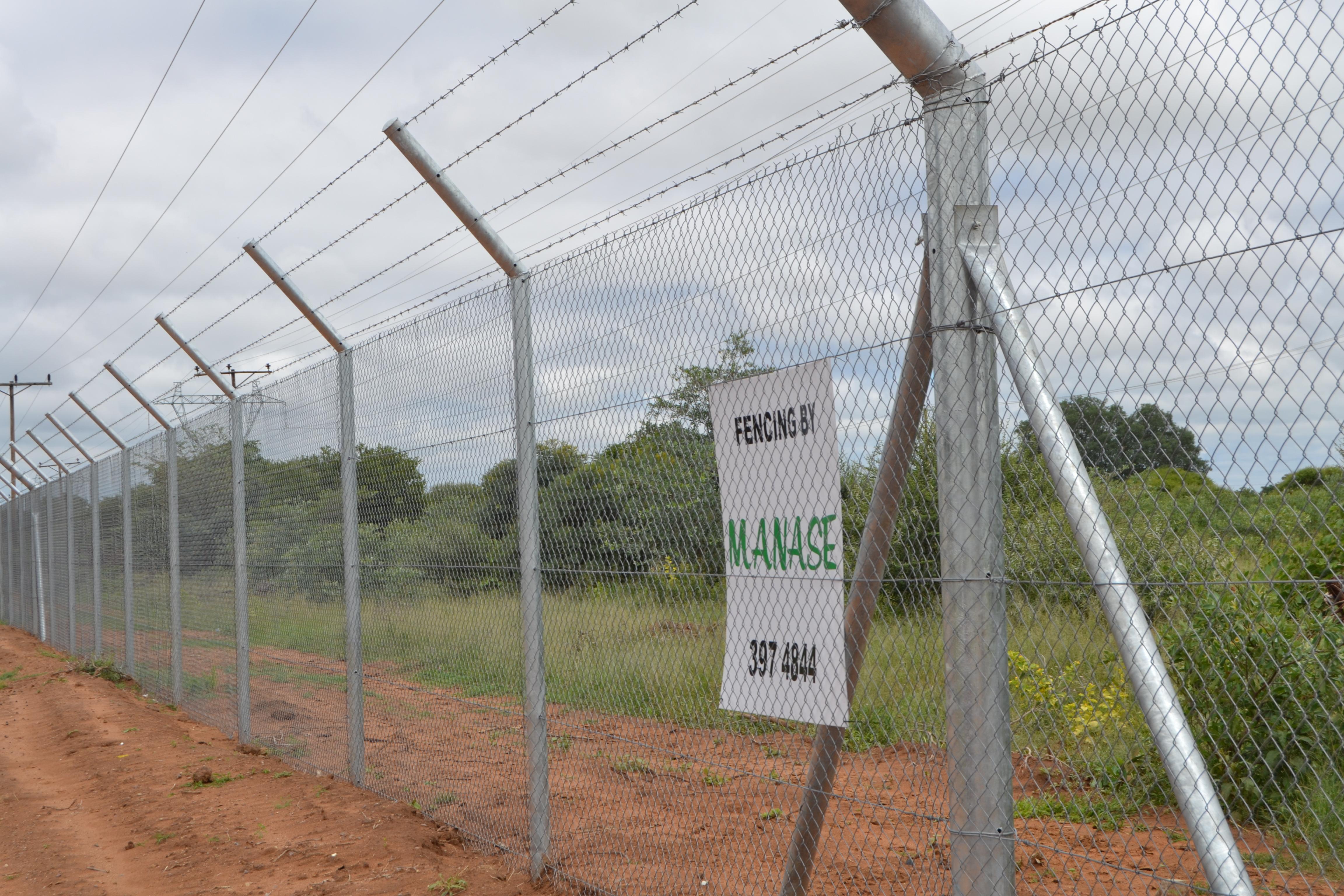 Security Mesh Fencing Manase